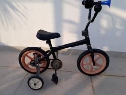 Bicicleta infantil aro 12 - baratinha pra desapegar
