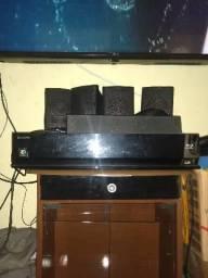 Vendo super barato home theater Sony Blu ray 3D
