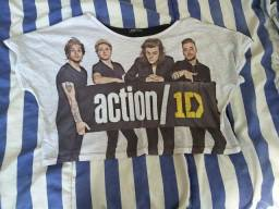 Blusa One Direction