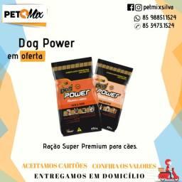 Ração Dog Power