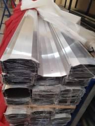 Calha de Alumínio para Estufa Agrícola com 6m de comprimento