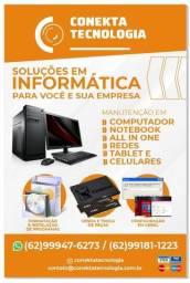 Assistência Técnica em Informática a Domicílio ou Corporativo