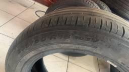 JOGO Pneus 235/60R18 pirelli pzero rosso
