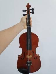 Violino 3/4 + mat de estudo step by step