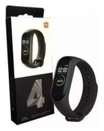 Relógio Smartband Bracelet Pulseira Inteligente M4Batimentos Cardíacos