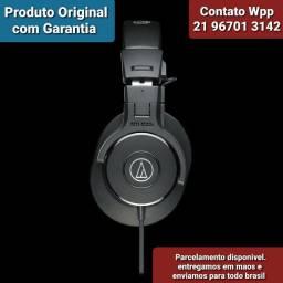 Fone de ouvido Audio Technica ATH M30X