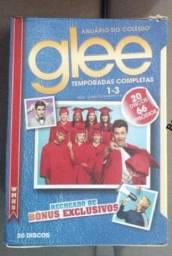 Box Glee temporadas 1 2 3
