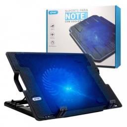 Base Para Notebook C/ Cooler Knup Kp-9012 - Loja Natan Abreu