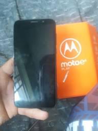 Moto e 6 play novinho na caixa