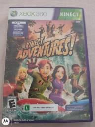 Jogo de Xbox 360 kinect adventures