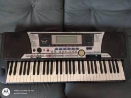 Teclado Yamaha psr550 Semi-Novo