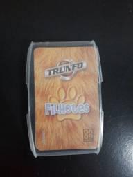 Título do anúncio: Super Trunfo Filhotes - ANTIGO