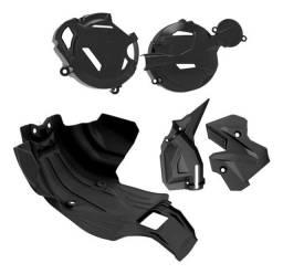 Título do anúncio: Kit protetor ( Motor , Quadro E Tampas Motor ) CRF 250F - Anker