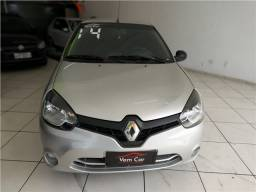 Renault Clio 2014 1.0 authentique 16v flex 2p manual