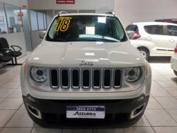 Jeep Renegade LIMITED 1.8 AT Flex 17/18