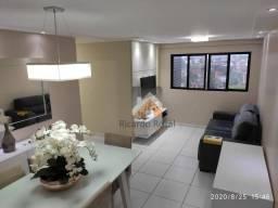 Apartamento c/ 3 quartos e mobiliado c/ planejados na Gruta!!!