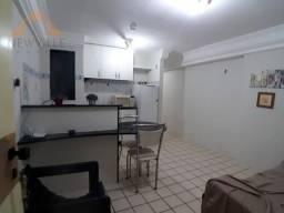 Apartamento com 1 quarto para alugar, 33 m² por R$ 2.200/mês com taxas- Boa Viagem - Recif