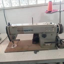 Título do anúncio: Máquina de Costura Industrial Shanggong