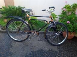"Bicicleta antiga ""leia o anúncio"""