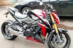 Título do anúncio: Moto Gsx s 1000 cc