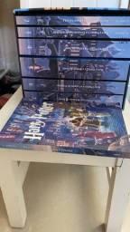 Título do anúncio: Harry Potter box