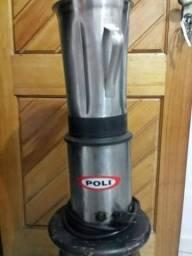 Título do anúncio: Liquificador industrial marca polii copo de 4 litros sistem