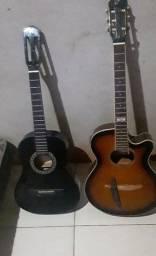 Vendo violão elétrico Tagima , e outro aprendiz Michael