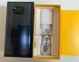 Título do anúncio: POCO X3 NFC 64GB 6GB RAM VERSÃO GLOBAL  *WIFI NÃO FUNCIONA*