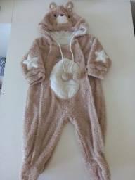 Macaquinhos de bebê de inverno M G e XG