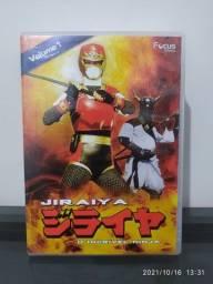 Título do anúncio: DVDs Coleção Jiraiya (5DVDs)