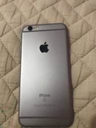 Título do anúncio: Vendo iphone 6s 64gb