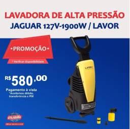 Título do anúncio: Lavadora de Alta Pressão Jaguar Turbo ? Entrega grátis