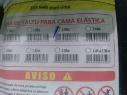Título do anúncio: Lona de salto para camara elastica