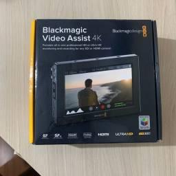 Monitor Blackmagic Video Assist 4K