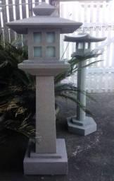 Título do anúncio: Luminárias japonesa toro