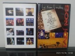 Título do anúncio: DVDs Show Bon Jovi