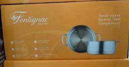 Título do anúncio: Panela cozimento a vapor Fontignac