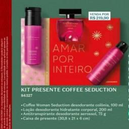 Título do anúncio: kit coffee perfume oboticário