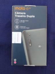 Motorola Moto E6i / Cinza Titanium / 32 GB / Desbloqueado