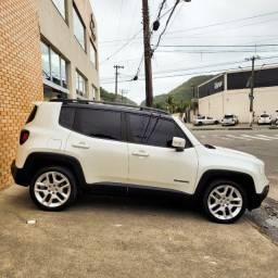 Título do anúncio: Jeep Renegade Limited 1.8 Flex 2019 Completo e automático