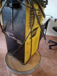 Máquina  de  solda 400 reais