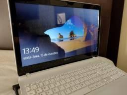 Título do anúncio: Notebook Sony vaio