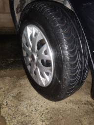 Troco por rodas 15 Fiat