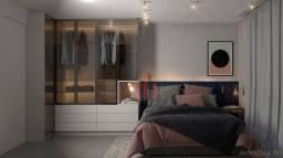 Título do anúncio: Apartamento com 3 dormitórios à venda, 92 m² por R$ 690.735,90 - Kobrasol - São José/SC
