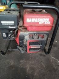 Título do anúncio: Motor estacionário (bomba d'água) Kawashima