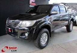 Título do anúncio: Toyota Hilux 3.0 SRV diesel , automática , 2012 a mais barata anunciado