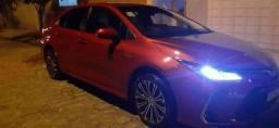 Título do anúncio: Corolla Altis hybrid Premium, 2021 com 2.500 de acessórios e com apenas 13.500 km rodados