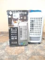 Vende-se um Cadence 3 em 1. Climatizador, circulador, e humidificador