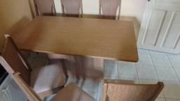 Título do anúncio: Mesa grande 6 cadeiras