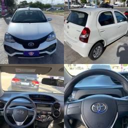 Toyota Etios X 2019 Flex 1.3 Completo Otima Oportunidade